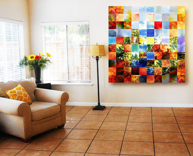 It allows the interior designer to focus on creating a feel for a room  rather than a specific motif.
