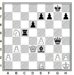 Problema ejercicio de ajedrez número 771: Gejzersky- Masbic (URSS, 1990)