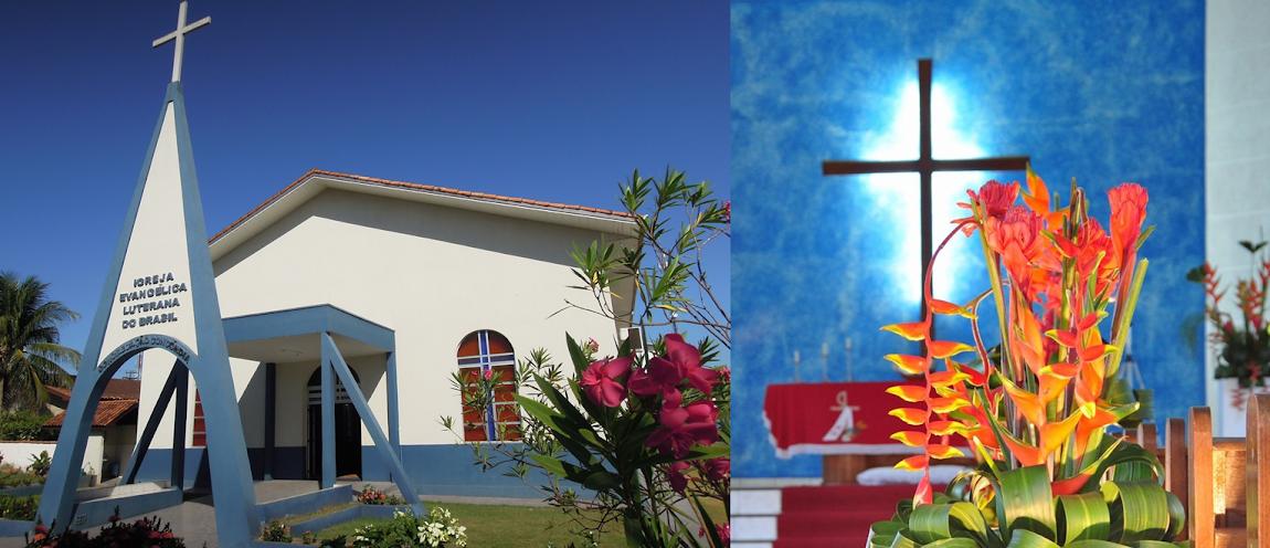 CONGREGAÇÃO EVANGÉLICA LUTERANA DE CACOAL