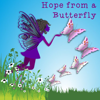 Hope from a Butterfly Facebook Page