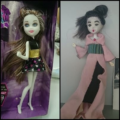 Muñeca de Susana