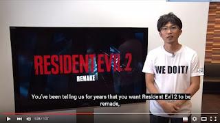 Produser Yoshiaki Hirabayashi Mengumumkan Remaster Resident Evil 2