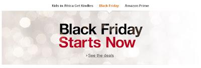 Amazon Best Black Friday Deals 2012