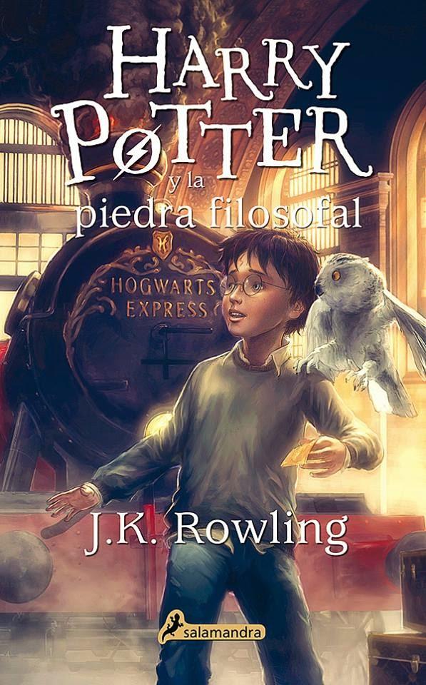 Harry Potter e a Pedra Filosofal, edição espanhola com ilustração de Tiago Silva