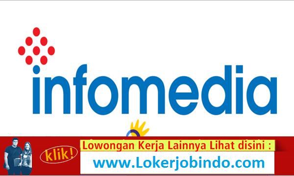 Lowongan Kerja Terbaru PT. Infomedia Nusantara by Telkom Indonesia