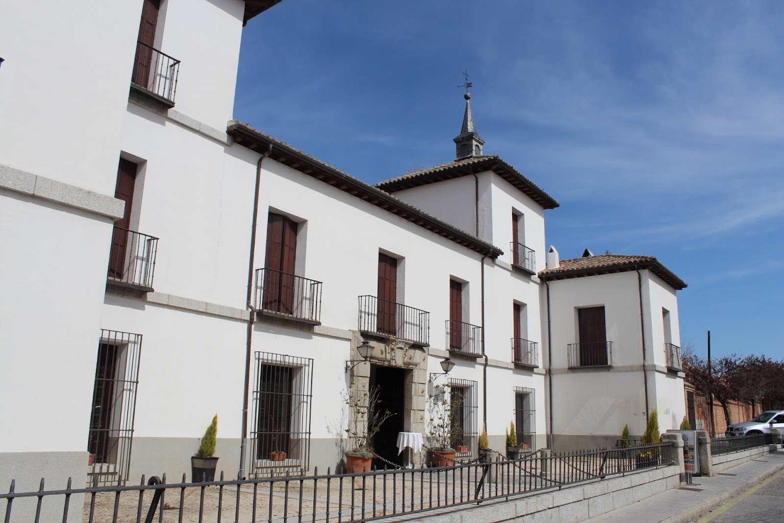 ilmo ayuntamiento san sebastian rey: