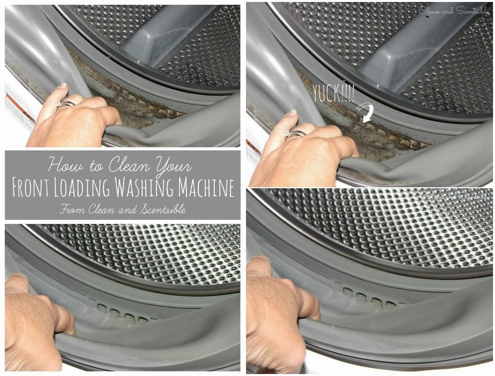 How To Clean Your Washing Machine Diy Craft Projects