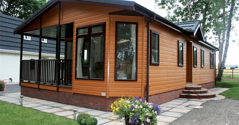 We Buy Sell Static Caravans Log Cabins
