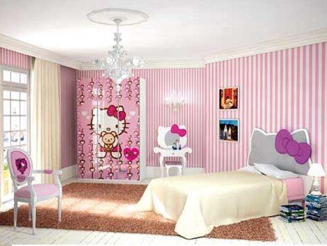 me gusta decorar y mantener ordenada mi habitacin mustrales tu kawaiosidad en tu habitacin decrala usando lazos de colores claros y lindos