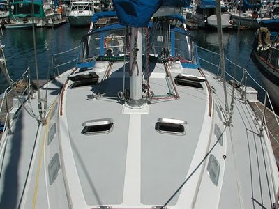 1989 Catalina 42' | Tri-cabin | For Sale