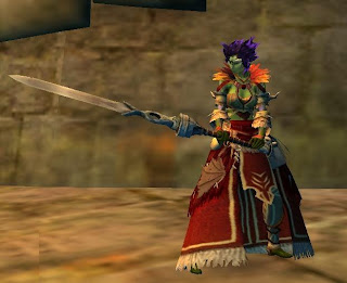 GW2 Guild Wars 2 Skybringer greatsword