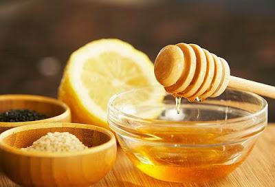 mật ong, chanh, yến mạch, bột yến mạch, tẩy trang, mặt nạ, mặt nạ yến machj