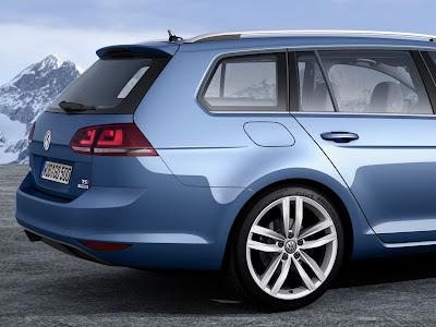 Volkswagen Jetta SportWagen Golf Variant