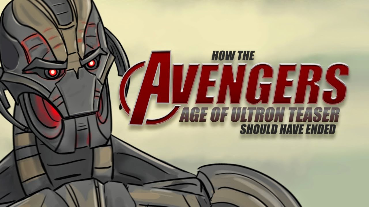 OF ULTRON Teaser Should