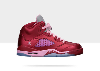 Air Jordan 5 Retro Girls' Shoe 440892-605