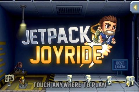 Jetpack Joyride Free App Game By Halfbrick Studios