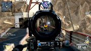 Call of Duty: Black Ops II Gameplay (call of duty black ops ii shot)