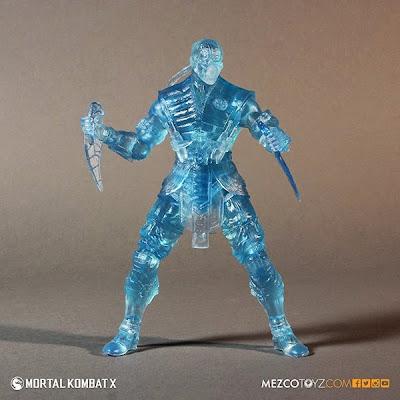 Ice Clone Sub-Zero della Mezco