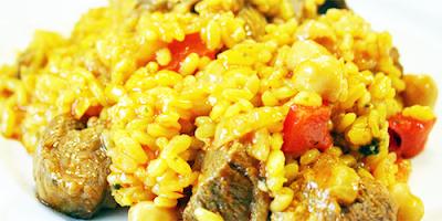 recetas arroz con pato