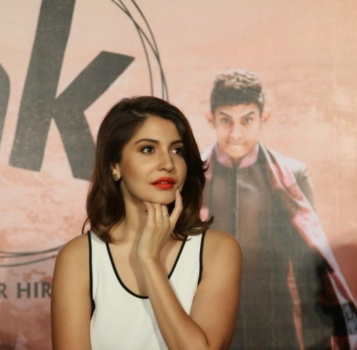 anushka sharma in PK movie photo