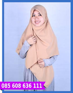Hijab segi empat yg praktis