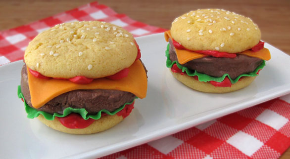 """Bored Blog Too • Cool off with a """"chilly"""" cheeseburger"""
