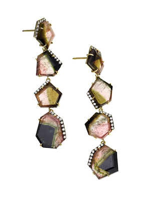 jemma wynne earrings, tourmaline earrings, jewelry