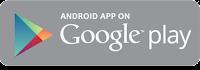 il logo del play store di Google