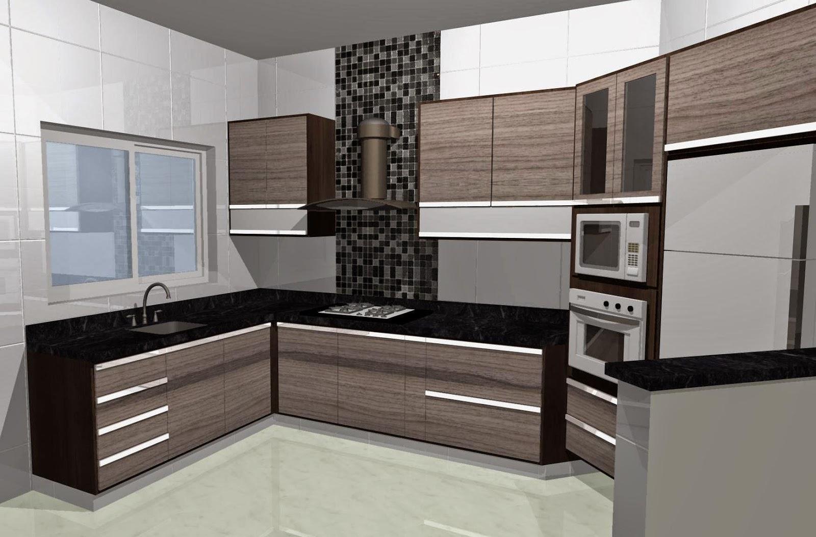Projeto cozinha Planejada Atualizado #566275 1600 1054