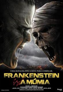 Frankenstein vs. a M�mia Dublado