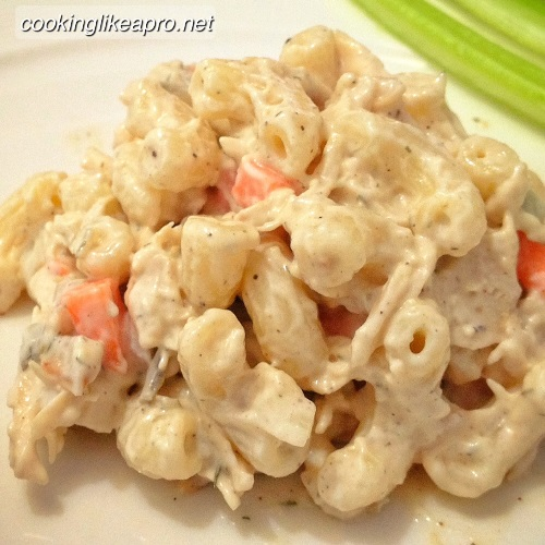 Chicken Macaroni Recipe