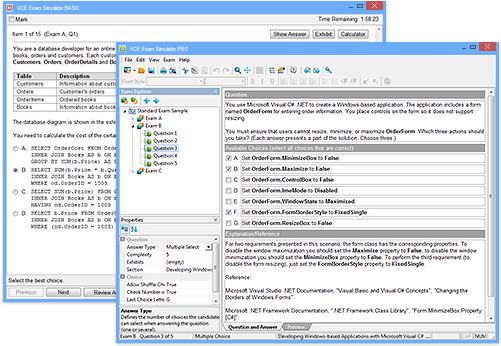 Anvanset VCE Exam Simulator Pro 1.1.7 Full crack Find4something.blogspot.com