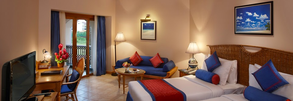 Kenilworth Resort and Spa, Goa Rooms