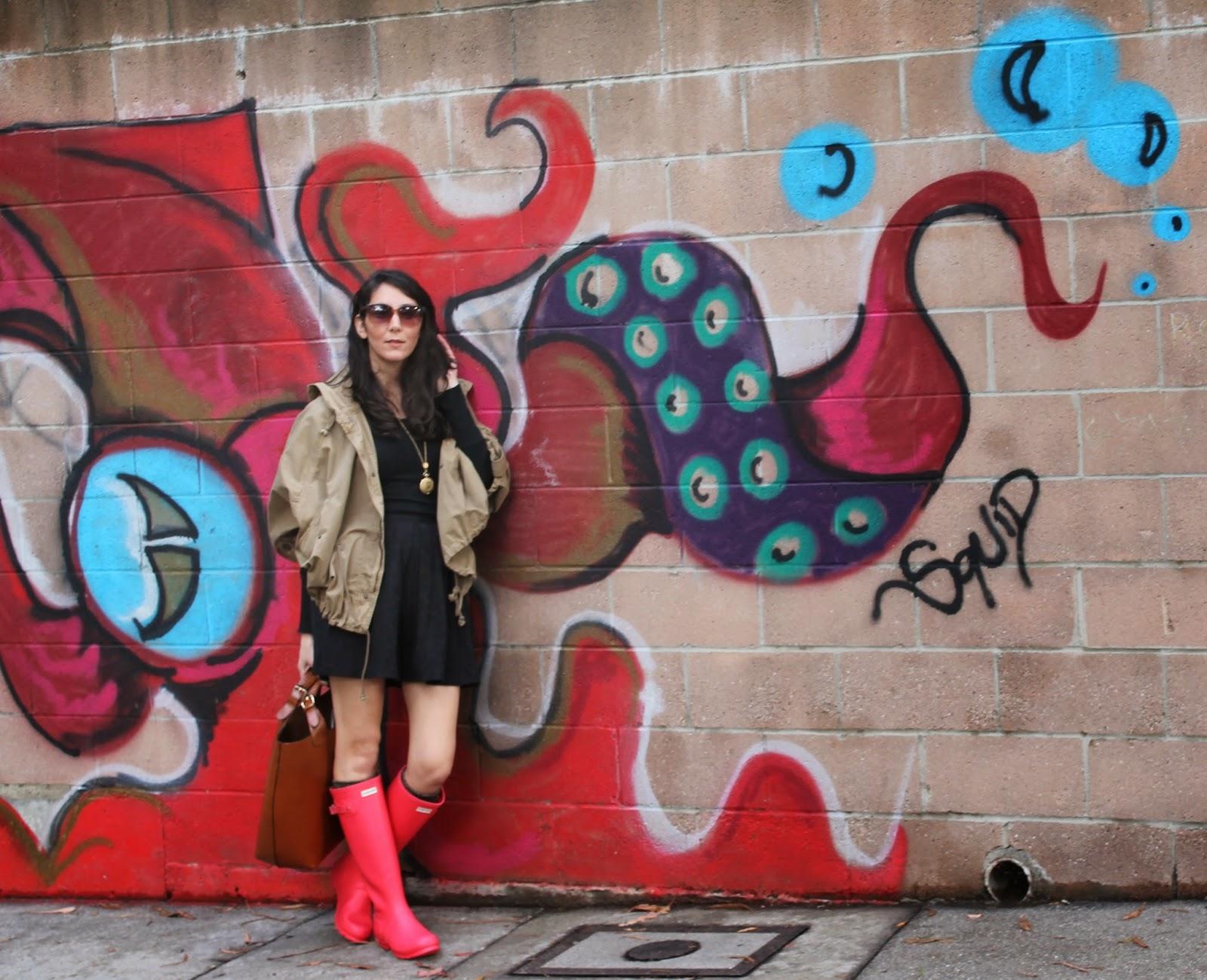 graffiti and fashion