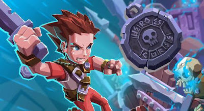 Download Heroes Curse Apk Data | RPG for Android