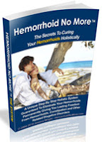 Hemorrhoids No More