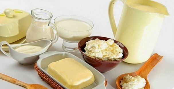 Consumir lácteos para bajar de peso