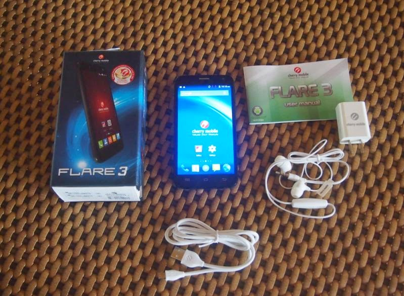 Cherry Mobile Flare 3 Review: Intense Emotion