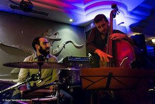 Jazz Fussion del Grupo Rasa en el Auditorio del Centro Social de Valencia - España / stereojazz