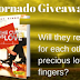 Tornado Giveaway 2: Book No. 4: THE CURE WAS LOVE by Reet Singh