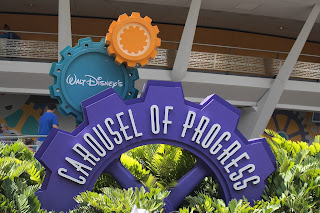 Walt DIsney's Carousel of Progress - TomorrowLand - Magic Kingdom - Walt Disney World - Orlando, Florida