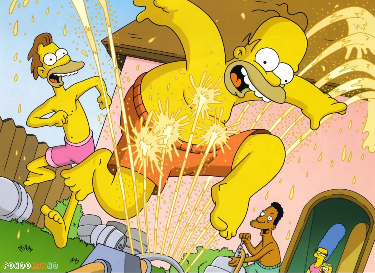 Wallpapers Full HD De Los Simpsons (Actualizado)