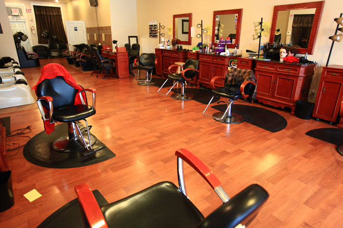 Business Plan For A Beauty Salon