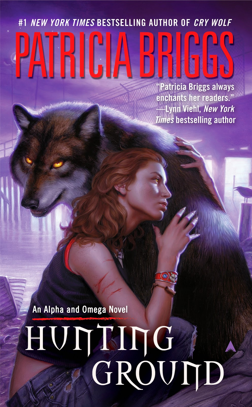 First Chapter of Hunting Ground (Alpha & Omega, Book 2), By Patricia Briggs