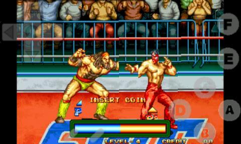 Tiger Arcade: the Android arcade Emulator