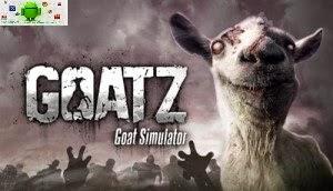 Goat Simulator GoatZ APK+DATA