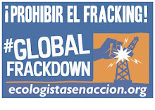 FIRMA CONTRA EL FRACKING