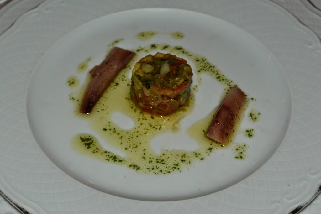 La Capila de la Bolsa Madrid herring