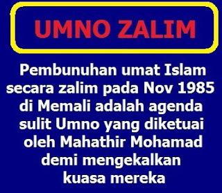 haram jadah Umno BN Pengkhianat Negara