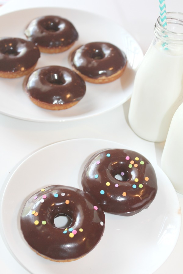 frosted donuts recipe